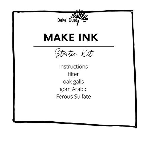 Make Ink starter kit