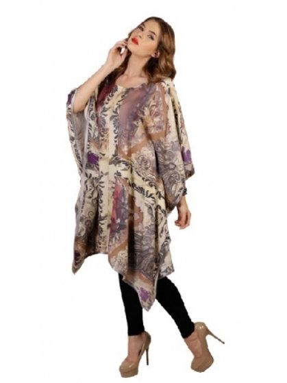 Wool/Modal Kaftan Blank