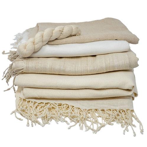 Handwoven scarves bundle