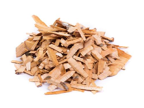 Oak Bark (Quercus) chips