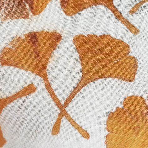 Screen Printing with natural dyes