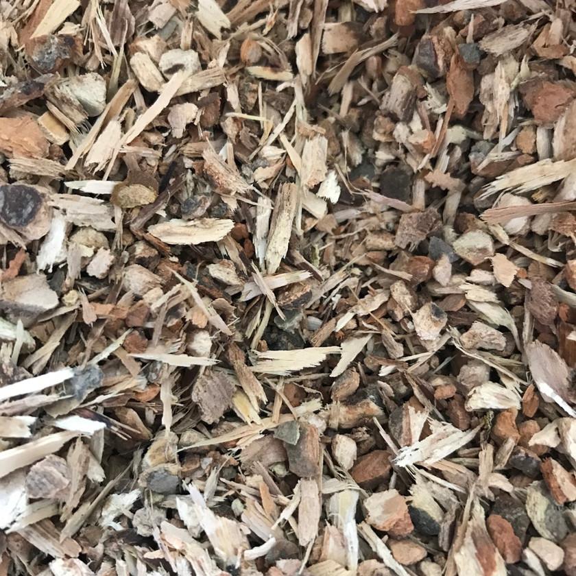 Birch Bark Chips