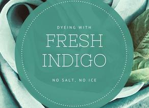 Quick Fresh Indigo