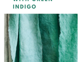 Create Gorgeous Teal with Green Indigo