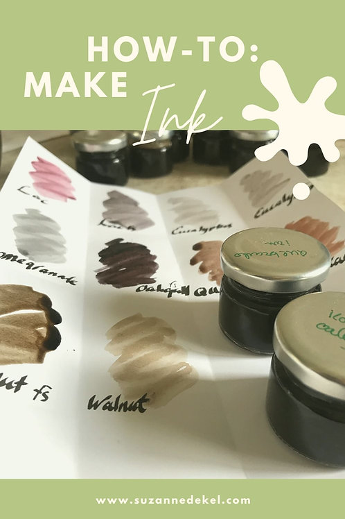 How-to; Make Ink