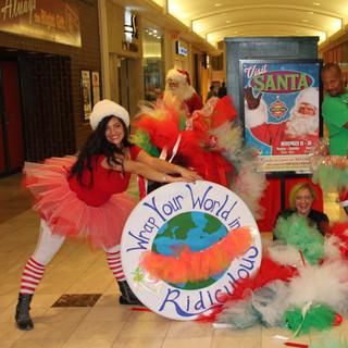 The Santa Parade