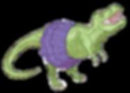 Dinosaur in a Tutu by Jason Stevenson