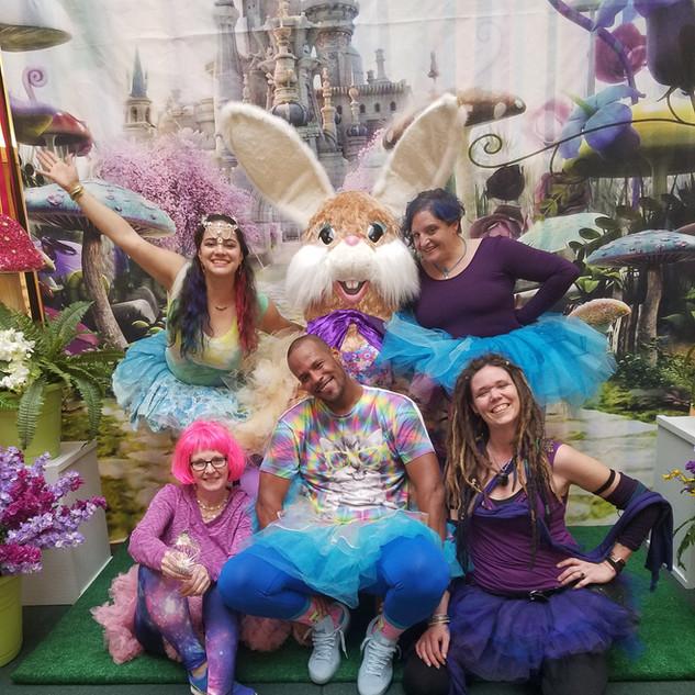 The Bunny Parade