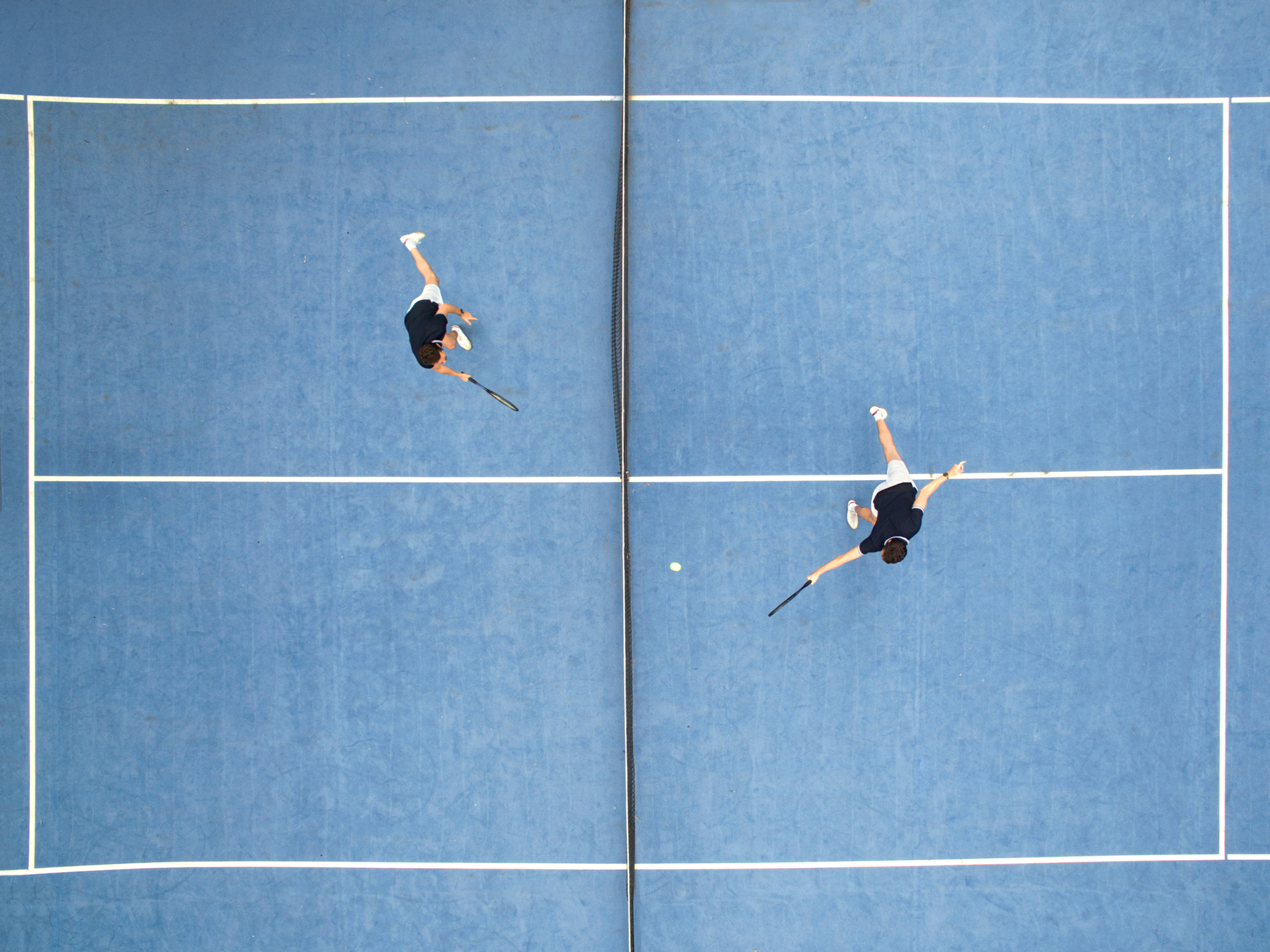 U16 Tennis Lessons - Session 1