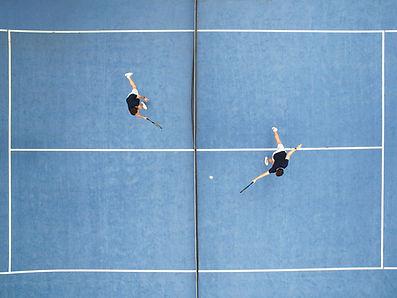 Tennis kamp