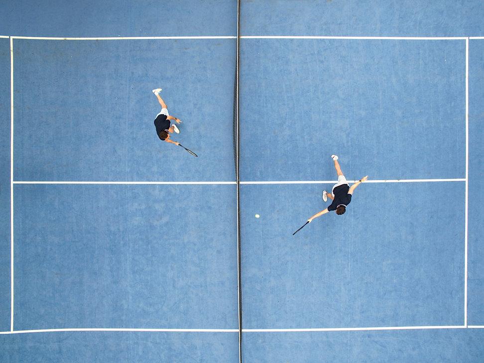 網球 運動體驗