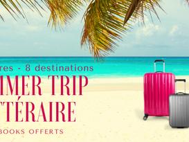 Summer trip littéraire 2020 !!