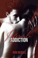 couverture finale EBOOK infernale addict