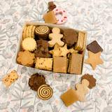 Assortiment de sablés & cookies
