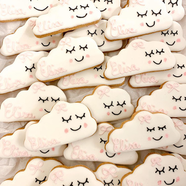 Clouds Cookies