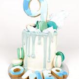 Colour Shade Cake