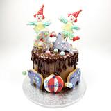 Carnaval Cake