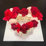 Gâteau coeur
