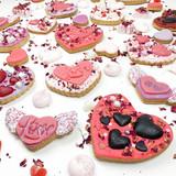Saint Valentin Cookies
