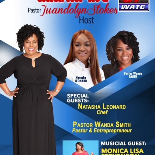Atlanta Live with Juandolyn Stokes