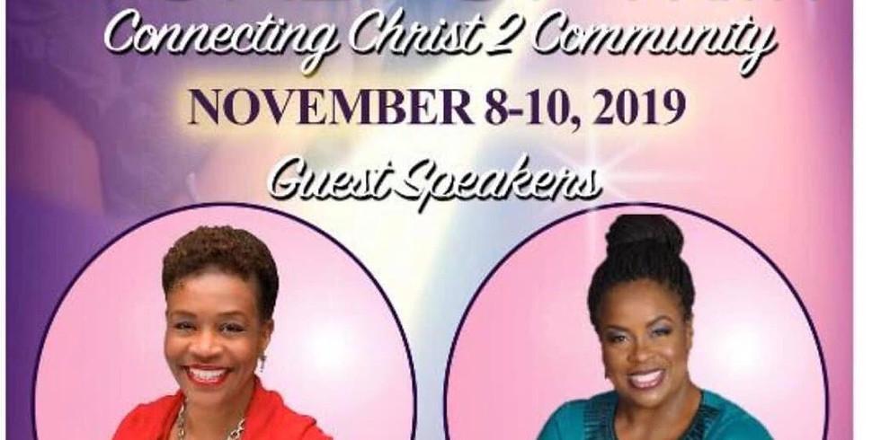 Women of Faith - Connecting Christ 2 Community