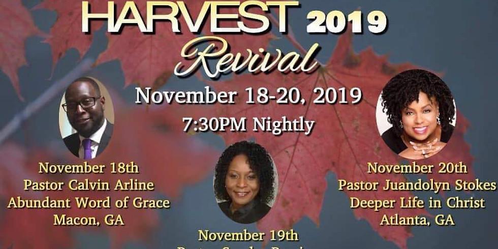 Harvest 2019 Revival