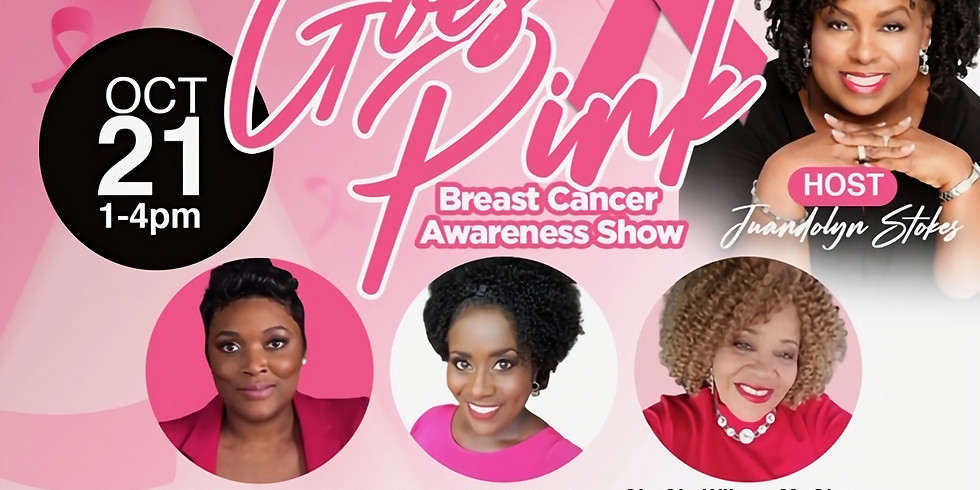 WAOK Goes Pink Breast Cancer Awareness Show
