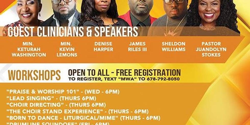 Music & Worship Arts Empowerment