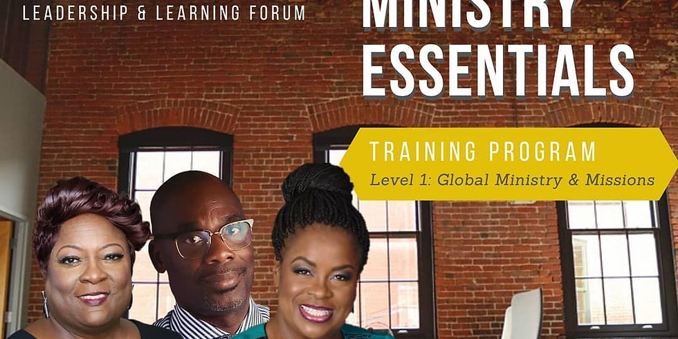 Global Essential Ministries - The Exchange: Leadership & Learning Forum