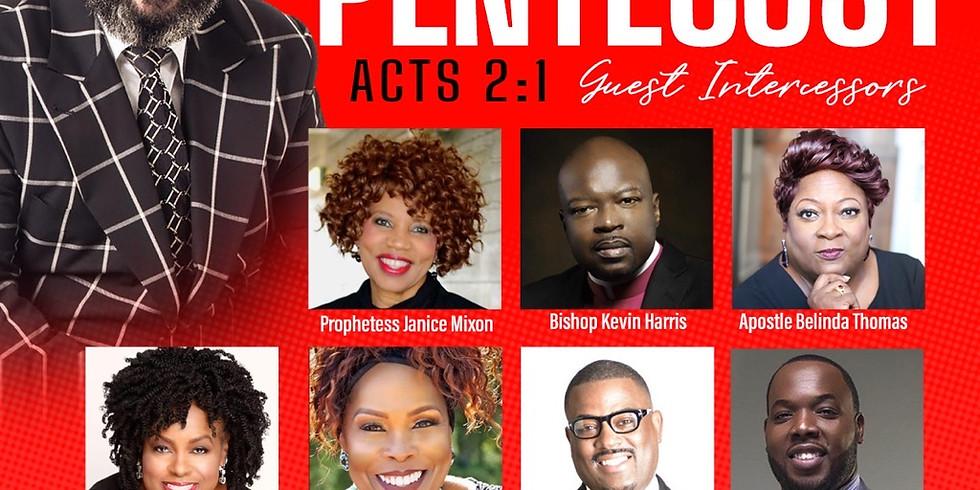 Prayer for Pentecost