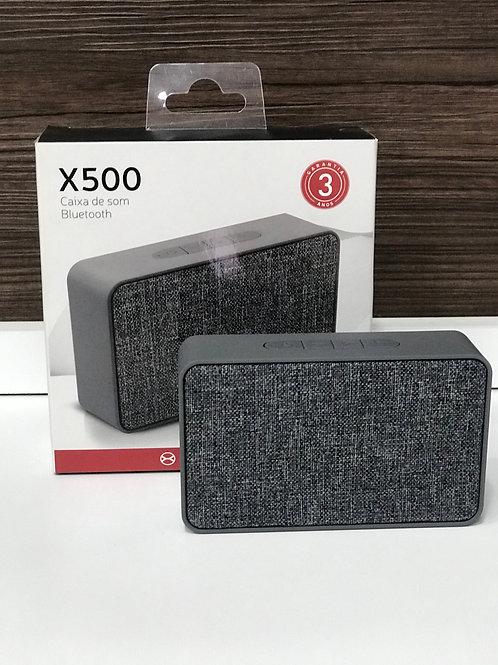 Caixa De Som Xtrax X500 Bluetooth
