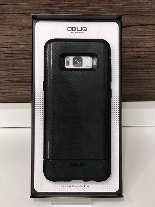 Capa Obliq FLEX PRO samsung S8 Plus Preta