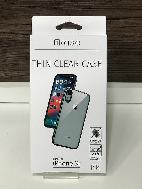 Capa IKASE THIN CLEAR iphone XR