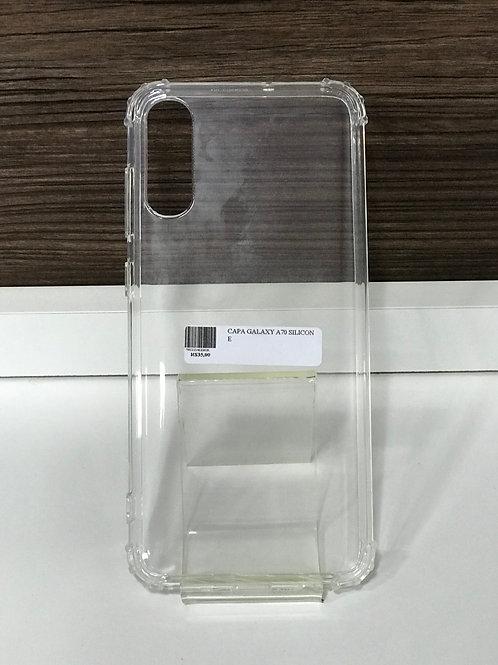 Capa TPU transparente reforçada samsung A70