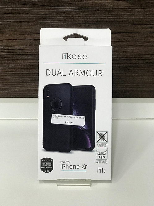 Capa Anti-Impacto Dual Armour Ikase para Iphone XR