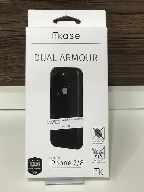 Capa Anti-Impacto Dual Armour Ikase para Iphone 6/ 6S/ 7 / 8