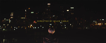 Music-Video Shy'm & Kid Ink - Title : May day - Directed by Miles Cables - Produced by Frédéric Alenda - Los Angeles - Usa -Suburb Films