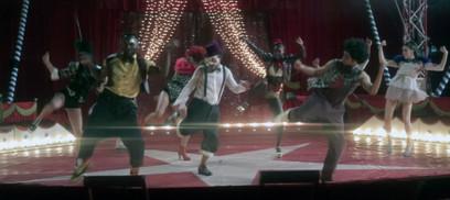 """Music video - Christophe Maé - title : """"j'veux du bonheur"""" - directed by Tommy Pascal - Produced by Frédéric Alenda - Suburb films"""