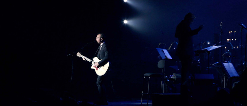 Picture from Calogero Symphonic Performance - A film directed & produced by frederic Alenda