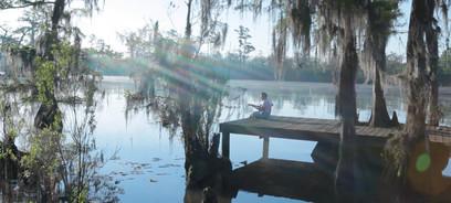 "Music video - Christophe Maé - title : ""Tombé sous le charme"" - directed by Tommy Pascal - Produced by Frédéric Alenda - New Orlean - USA - Suburb films"