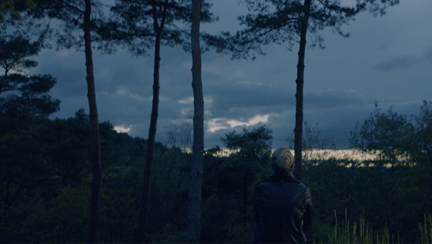 """Music video - Johnny Hallyday - title """" Pardonne moi"""" - (c) directed by Christophe Acker"""