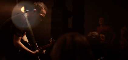 Calogero Acoustic Performance - A film directed & produced by frederic Alenda