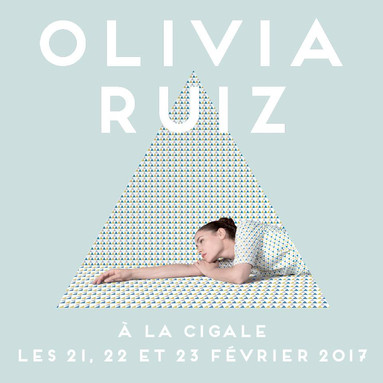 Olivia Ruiz - Picture by Christophe Acker - photos shoot produced by Frédéric Alenda - Suburb Production