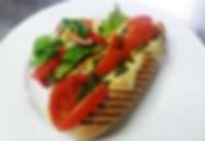 Gratinované panini s hermelínem