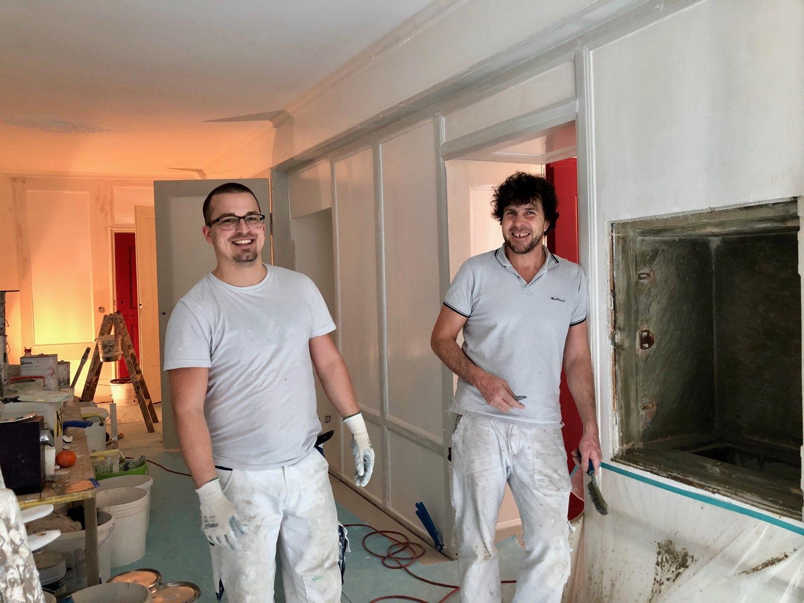 MalerMarc und Malererae
