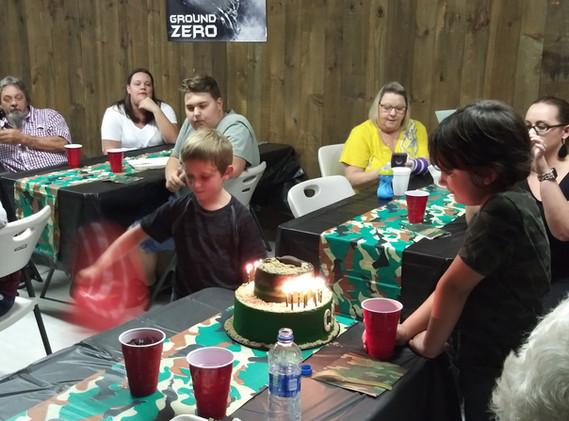 GROUND ZERO PARTIES!
