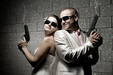 couple-shooting-range-together-two-gun-t