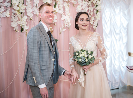 Клятва вечной любви —самое искреннее и трогательное мгновение всей свадьбы.