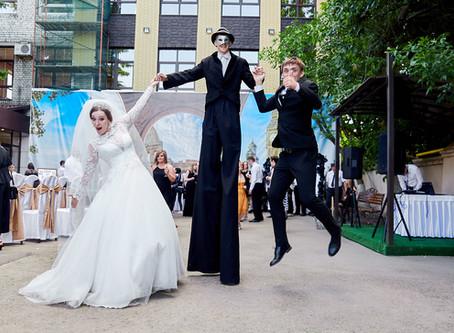 Стильная современная свадьба: какая она?