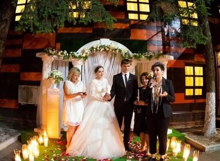 Ночная выездная регистрация брака - это возможность ощутить магическую красоту ночи.